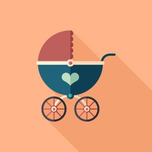 Kinderwagen für große Eltern